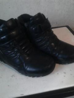 Зимние ботинки. Фото 2. Клинцы.