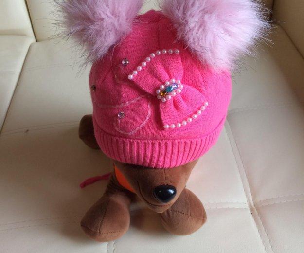 Продам шапки для девочки. Фото 1. Судогда.