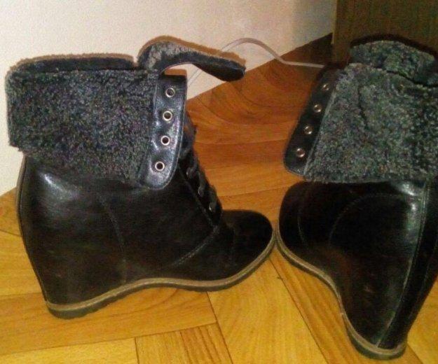 Ботинки женские. Фото 2. Красноярск.