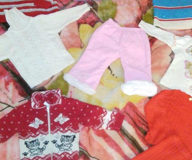 Пакет зимней одежды для девочки. Фото 4.