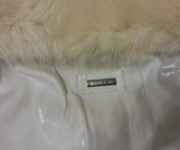 Укороченная кожаная куртка. Фото 2. Коломна.