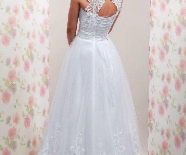 Свадебное платье. Фото 1. Красково.