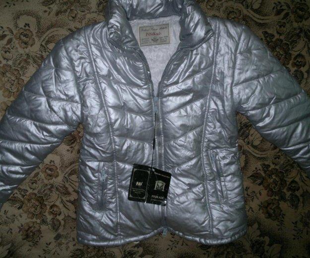 Куртка новая .размер 40-42. Фото 1. Иваново.