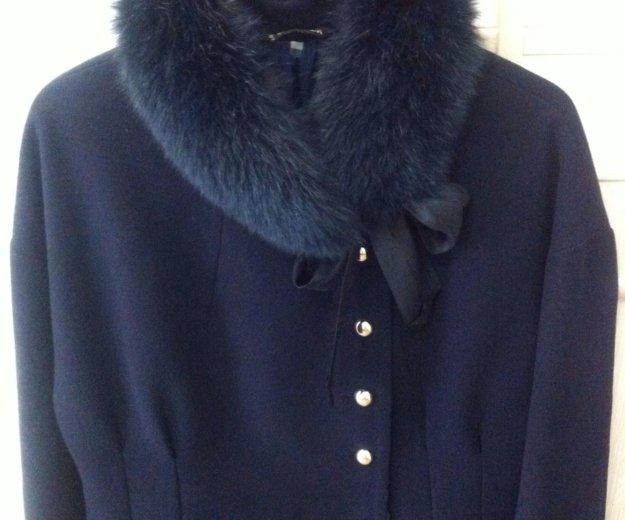 Женское утепленное пальто. Фото 3. Биокомбината.