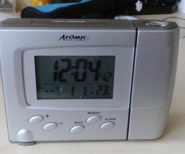 Часы с проектором. Фото 1. Ижевск.