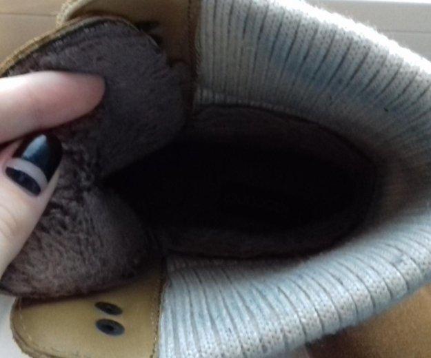 Зимние ботинки. Фото 3. Новосибирск.