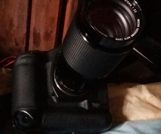 Canon eos 1d mark2. Фото 2.