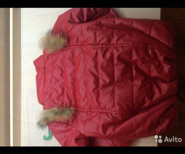 Куртка эко кожа. Фото 1. Москва.