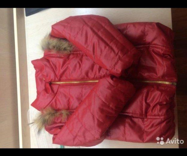 Куртка эко кожа. Фото 2. Москва.