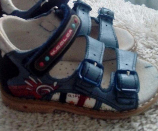 Ортопедические сандали. Фото 2. Москва.