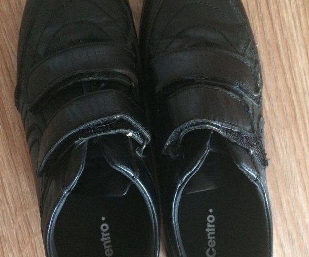 Ботинки на мальчика. Фото 1. Мелеуз.