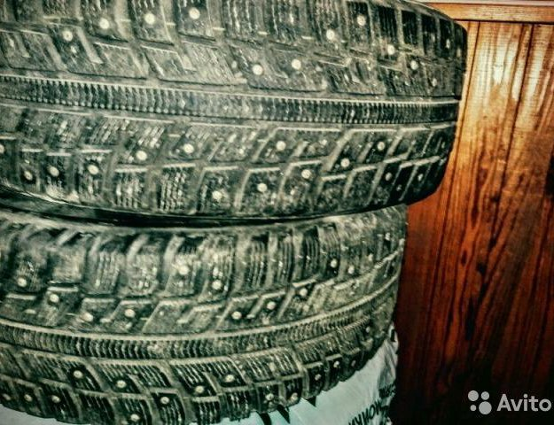 Комлект зимних колес в сборе kumho на оригинальных. Фото 2.