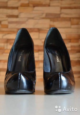 Туфли 38 размер. Фото 1. Сочи.