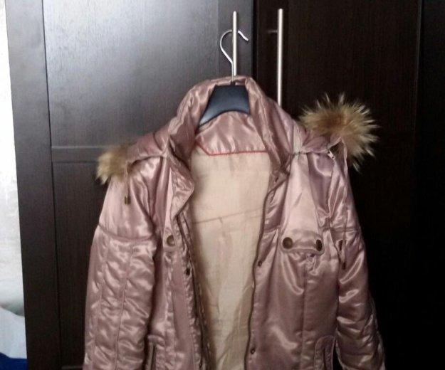 Куртка женская размер 42-44. торг уместен. Фото 1. Лобня.