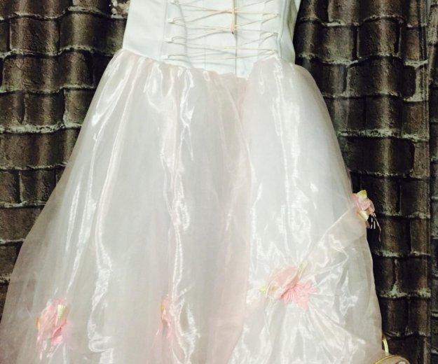 Платье для девочки нарядное. Фото 4. Москва.