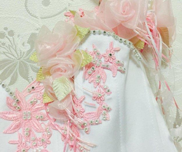 Платье для девочки нарядное. Фото 2. Москва.