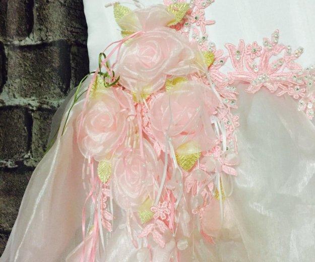 Платье для девочки нарядное. Фото 3. Москва.