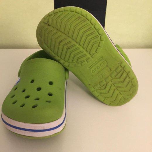 Детские сабо crocs c6/c7. Фото 3. Тельмана.