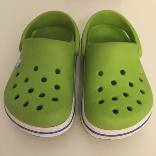 Детские сабо crocs c6/c7. Фото 2. Тельмана.