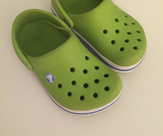 Детские сабо crocs c6/c7. Фото 1. Тельмана.