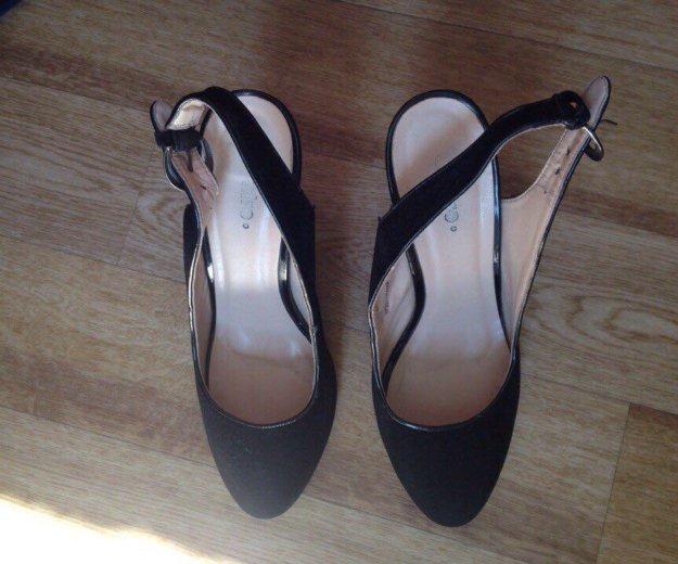 Туфли с открытой пяткой. Фото 2. Чебоксары.