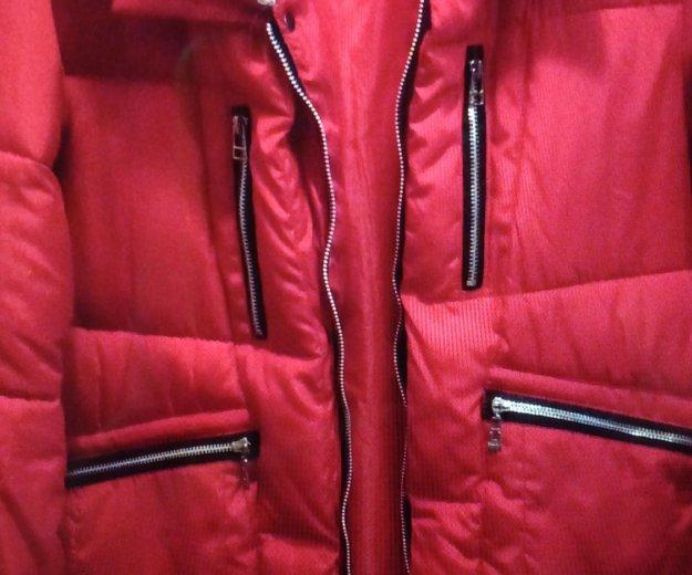 Куртка-парка зимняя 46-48. Фото 2. Москва.
