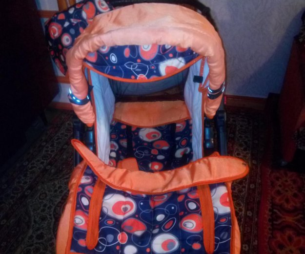 Детская коляска. Фото 1. Дубовка.