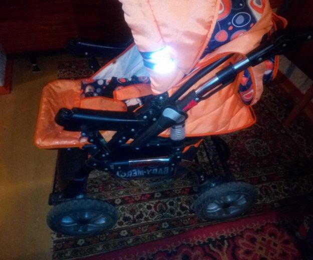 Детская коляска. Фото 2. Дубовка.