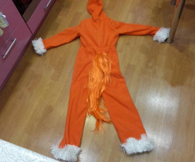 Костюм лисички, морковки. Фото 1. Екатеринбург.