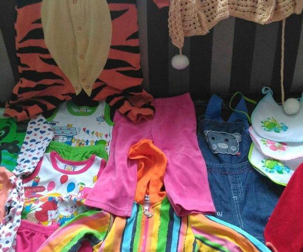 Детские вещи пакетом. Фото 2. Нижний Новгород.