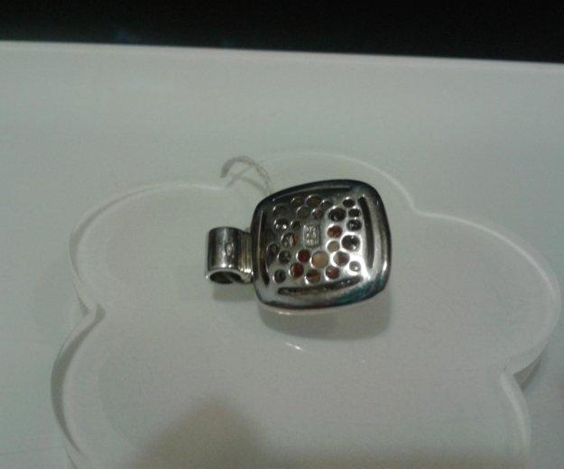 Кулон серебряный 925 пробы. Фото 3. Москва.