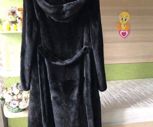 Шуба норковая. Фото 1. Сургут.