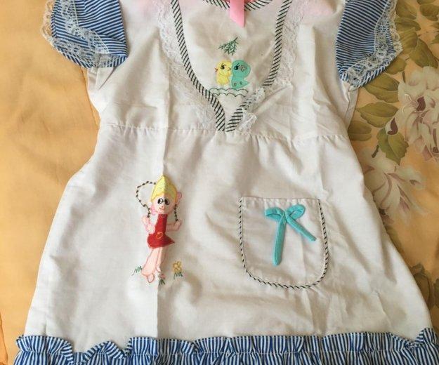 Платье детское легкое. Фото 1. Чалтырь.