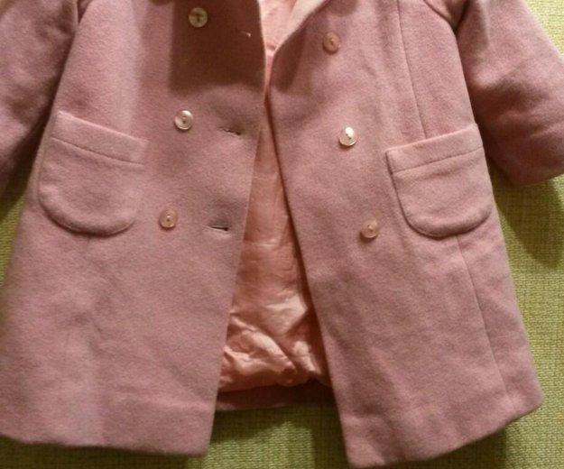 Пальто демисезонное детское. Фото 1. Балашиха.