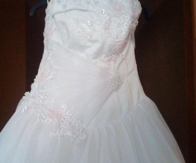 Свадебное платье!!!. Фото 1.