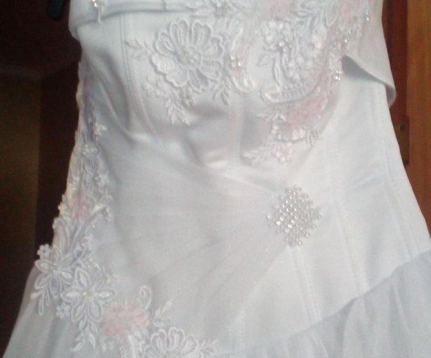 Свадебное платье!!!. Фото 2.