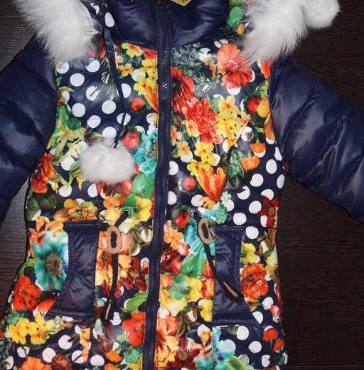 Новая удлиненная куртка. Фото 2. Омск.