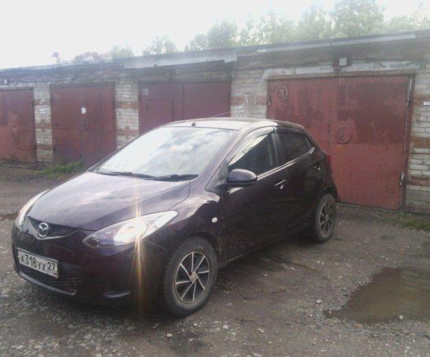 Mazda demio. Фото 1. Хабаровск.