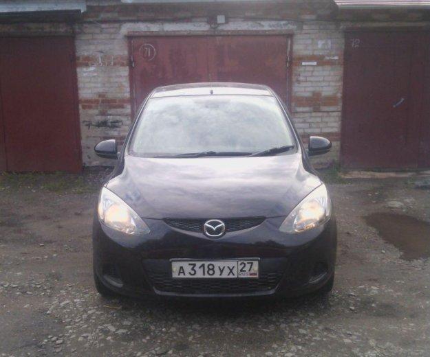Mazda demio. Фото 2. Хабаровск.