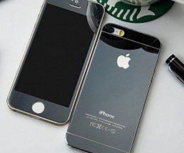 Защитные стекла и чехлы на айфоны. Фото 1. Белово.