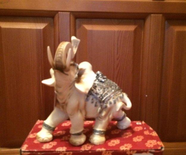 Слон статуэтка. Фото 1. Зеленоград.