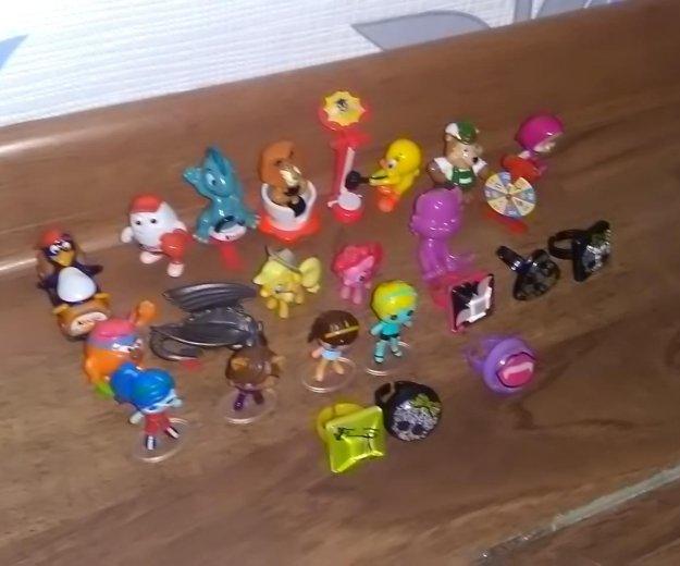 Игрушки из киндеров. Фото 2. Сызрань.