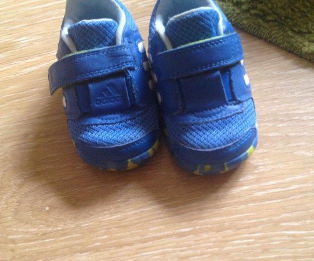 Кроссовки для малыша adidas. Фото 1. Москва.