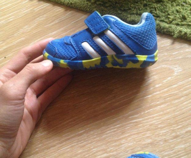 Кроссовки для малыша adidas. Фото 3. Москва.