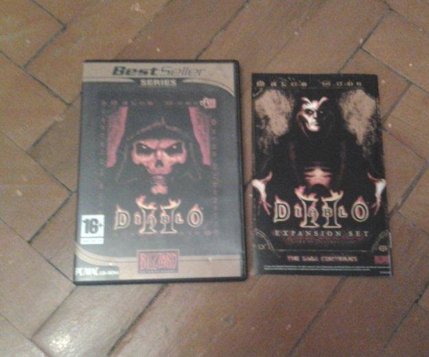 Diablo 2 pc eng. Фото 1. Санкт-Петербург.