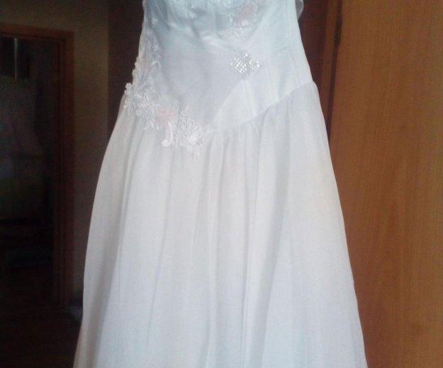 Свадебное платье!!!. Фото 3.