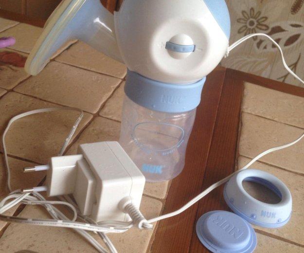 Молокоотсос nuk. Фото 1.