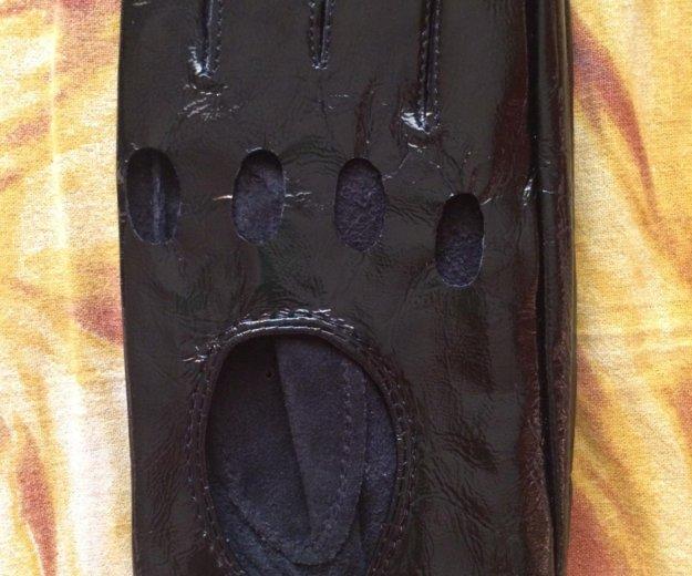 Перчатки кожа. Фото 2.