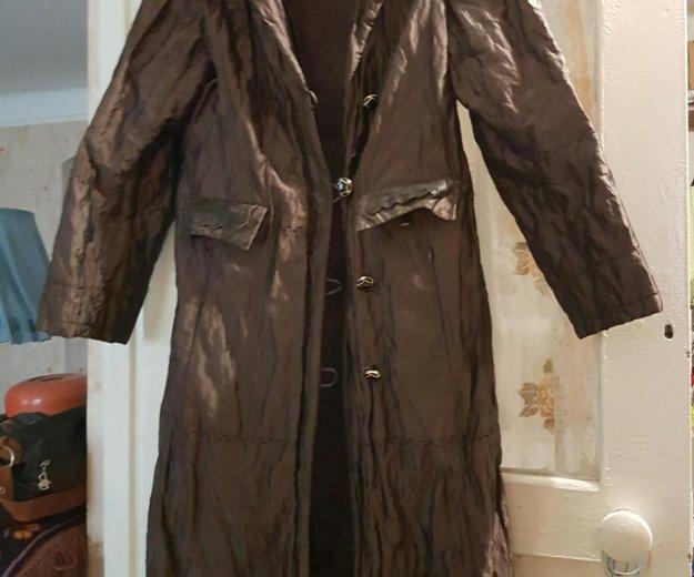 Пальто демисезонное. Фото 1. Владикавказ.