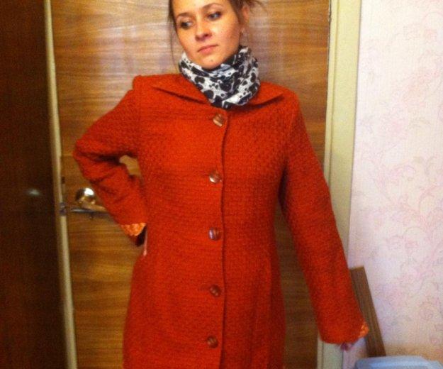 Пальто, 100 % шерсть, 46 размер. Фото 2.